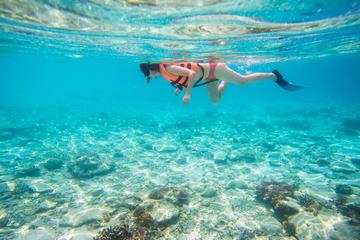 Private Tour: Es Vedra Schnorchel-Bootstour von Ibiza aus