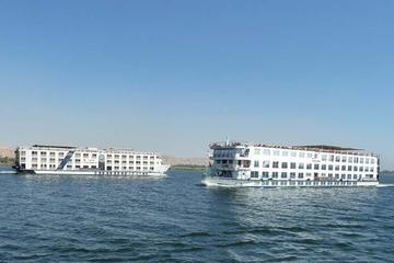 5-tägige Bootstour mit 4 Übernachtungen auf dem Nil von Luxor nach...