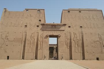 Aswan Kom Ombo and Edfu Temples Private Full-Day Tour