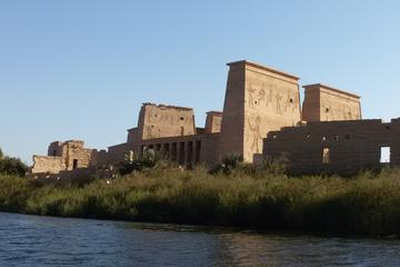 Aswan Philae Temple, Obelisk, and...