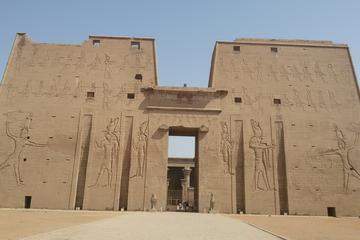 Gita giornaliera a El Kab e al tempio di Edfu da Luxor