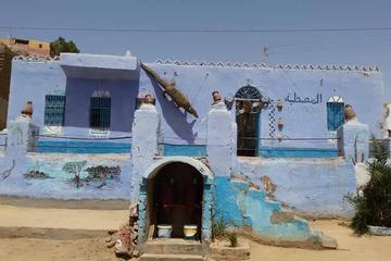 Gita in barca a un villaggio nubiano