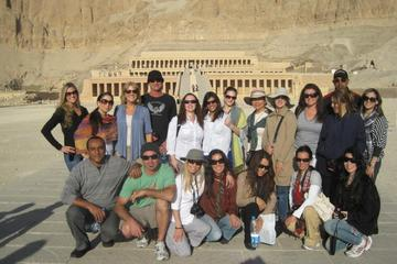 Luxor Day Tour to East and West Banks...