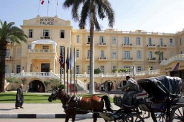 Luxor Horse-Drawn Carriage City Tour