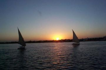 Luxor Nile River Private Felucca Ride...