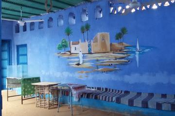 Nubisches Dorf – Trip mit dem Motorboot ab Assuan