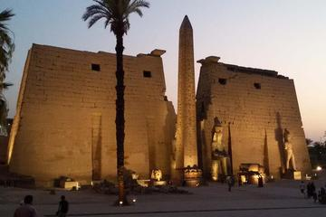 Overnight Tour to Luxor East and West Bank