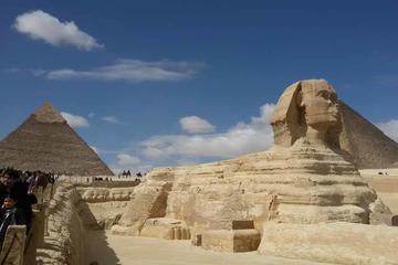 Tour del Cairo da Luxor in treno con