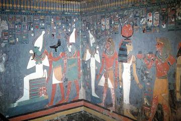 Tour della Valle dei Re e tempio