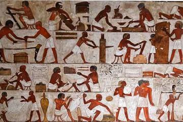 Tour giornaliero del Ramesseum, del