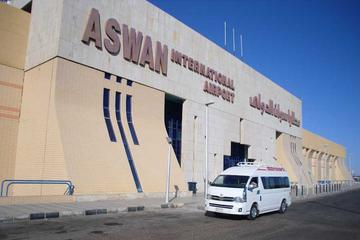 Transfer from Aswan to Luxor