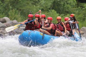 Sarapiqui River Rafting Class II-III...