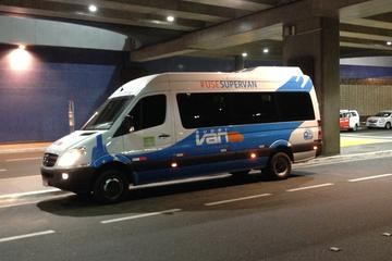 Recife Arrival Transfer: Airport to Porto de Galinhas Hotels