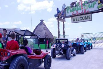 Aventura en buggy: Pueblo maya, Museo del Tequila y Punta Sur