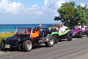 Buggy or Jeep  Adventure in Cozumel with Ferry