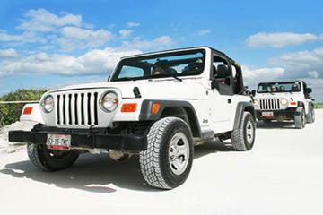 Excursión en jeep en Cozumel con...
