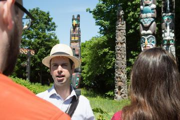 Vancouver Private Secrets of Stanley Park Walking Tour