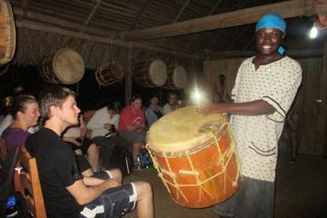 Drumming Dancing and Dinner