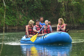2-in-1 Arenal Volcano Combo Tour: River Safari Float and La Fortuna...