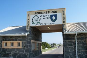 Robben Island, Table Mountain and Cape Town City Private Day Tour