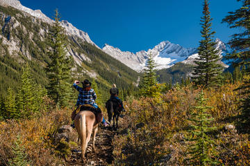 3-Day Sundance Explorer Backcountry Lodge By Horseback