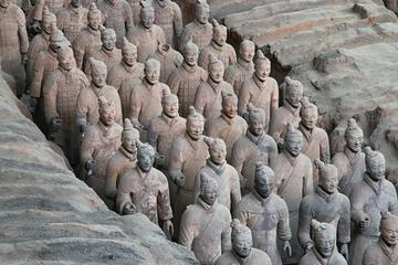 1 Day Xian Terracotta Warriors and Ancient City Wall Tour