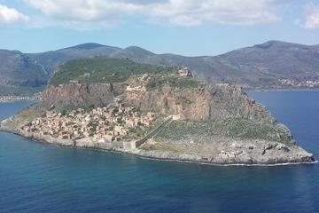 Day Trip to Monemvasia from Kalamata