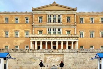 Half-Day Walking Tour of Athens Historic Center