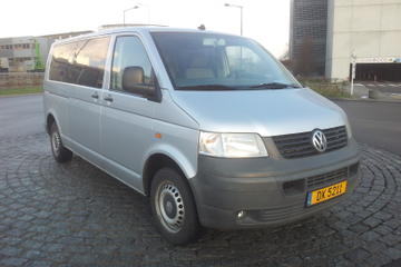 Minibus Transfers in Luxembourg