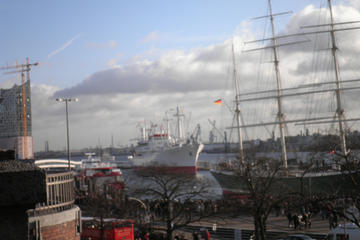 Guided Bus Tour: Hamburg City...