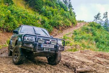 4x4 Off Roading in the Carpathians...