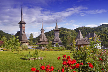 8-Day Private Tour to Sibiu from Bucharest including Bran Castle and...