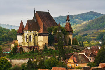 8-Day Private Transylvania Tour from...