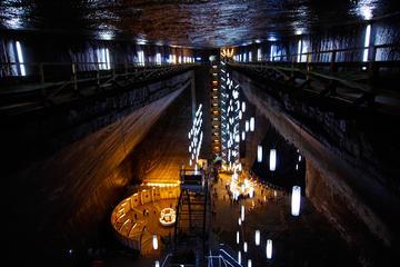 Turda Salt Mine, Alba Iulia, and...