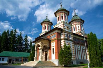 Excursión privada de un día desde Bucarest: Castillo Iulia Hasdeu y...