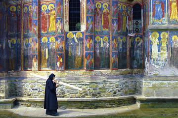 Excursion privée d'une journée complète à Bucovine au départ de Lasi