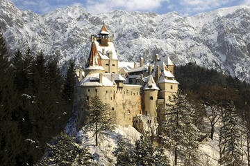 Private Day Trip to Peles and Dracula's Castle from Bucharest