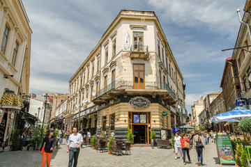 Private Tour: Full-Day Bucharest City...