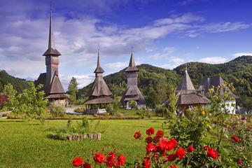 Tour privado de 8 días a Sibiu desde Bucarest con Castillo de Bran y...