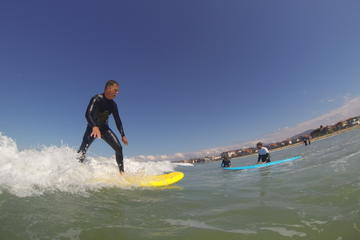 2 Hour Personal Surf Lesson in Biarritz
