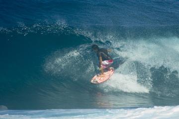 Sortie surf d'une demi-journée avec une école de surf privée