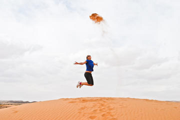 2-Night Merzouga Small-Group Desert Adventure from Marrakech with Camel Trek and Berber Camp