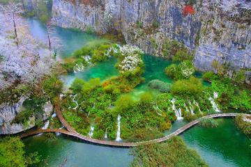 Gita di un giorno al Parco nazionale di Plitvice da Zara