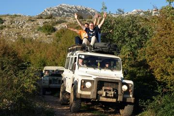 Zadar County Off-Road Adventure...