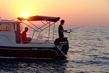 Zadar: Fishing at Dawn Private Boat Tour
