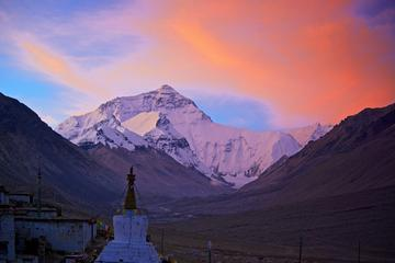4-Days Top Tibet Tour with Everest BC and Travel Permits