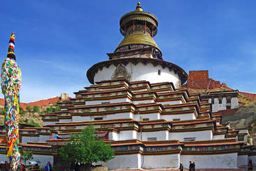 Coupon for 2-Day Gyantse and Shigatse Tour with Permits from 365 USD per person