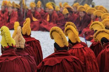 Explore Sera Monastery Monday to Saturday with Tibetan Guide