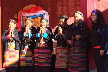 Private 1-Day Tibetan Lhasa Tour Guide Service