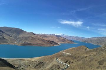 Private 6-Night Tibet Tour from Lhasa Yamdrok Lake Camping Explore China Tibet